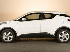 2017 Toyota C-HR 1.2T Plus Gauteng Heidelberg_3