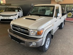 2014 Toyota Land Cruiser 70 4.5D Single cab Bakkie Mpumalanga Secunda_0