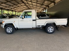 2014 Toyota Land Cruiser 70 4.5D Single cab Bakkie Mpumalanga Secunda_2