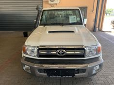 2014 Toyota Land Cruiser 70 4.5D Single cab Bakkie Mpumalanga Secunda_3
