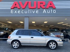 2001 Toyota Tazz 130  North West Province
