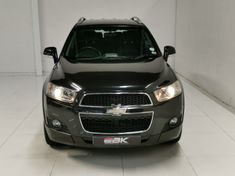 2012 Chevrolet Captiva 2.4 Lt At  Gauteng Johannesburg_1