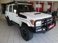 2015 Toyota Land Cruiser 76 4.5D V8 S/W Gauteng