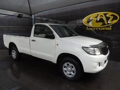2013 Toyota Hilux 2.5 D-4d Srx R/b P/u S/c  Gauteng