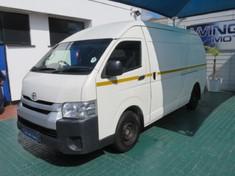2015 Toyota Quantum 2.5 D-4D LWB Panel Van Western Cape
