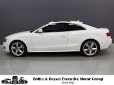 2009 Audi A5 2.0t Fsi Multitronic  Gauteng Vereeniging_1