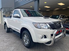 2014 Toyota Hilux 3.0 D-4D 4X4 LEGEND 45 Single Cab Bakkie North West Province Rustenburg_2