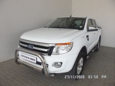 2015 Ford Ranger 3.2tdci Xlt P/u D/c  Gauteng