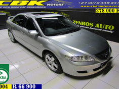 2004 Mazda 6 2.3 Sporty Lux  Gauteng
