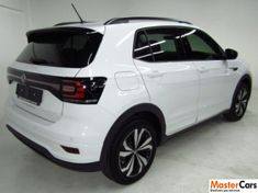 2021 Volkswagen T-Cross 1.0 Comfortline DSG Gauteng Sandton_2