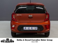 2020 Kia Picanto 1.0 Start Gauteng Vereeniging_4