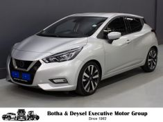 2020 Nissan Micra 1.0T Tekna (84kW) Gauteng