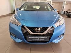 2021 Nissan Micra 1.0T Acenta Plus (84kW) North West Province