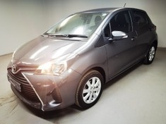 2015 Toyota Yaris 1.3 CVT 5-Door Western Cape