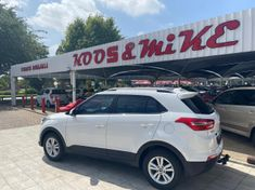 2018 Hyundai Creta 1.6 Executive Gauteng