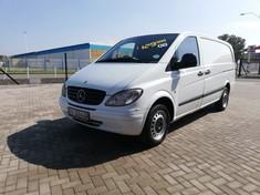 2008 Mercedes-Benz Vito 115 2.2 Cdi Crew Cab Fc Pv  Gauteng Vereeniging_3