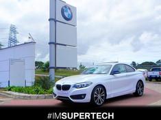 2020 BMW 2 Series 220i Sport Line Shadow Edition Auto F22 Kwazulu Natal Durban_0