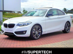2020 BMW 2 Series 220i Sport Line Shadow Edition Auto F22 Kwazulu Natal Durban_3