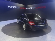 2012 Mercedes-Benz C-Class C350 Be Elegance At  Gauteng Boksburg_3