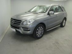 2013 Mercedes-Benz M-Class Ml 250 Bluetec  Western Cape