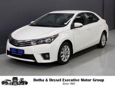 2015 Toyota Corolla 1.8 High CVT Gauteng Vereeniging_0