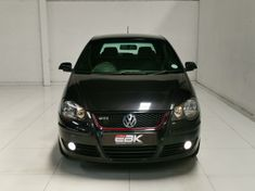 2007 Volkswagen Polo Gti 1.8t  Gauteng Johannesburg_1