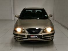 2005 Hyundai Elantra 1.6 Gls  Gauteng Johannesburg_1