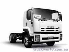 2021 Isuzu FTR 850 F/C C/C Gauteng