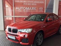 2015 BMW X4 xDRIVE20d Mpumalanga