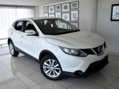 2016 Nissan Qashqai 1.2T Acenta CVT Gauteng