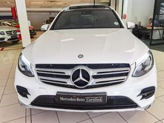 2016 Mercedes-Benz GLC 250d AMG Western Cape Cape Town_1