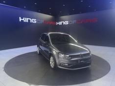 2014 Volkswagen Polo 1.2 TSI Highline DSG (81KW) Gauteng