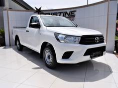 2016 Toyota Hilux 2.4 GD Single Cab Bakkie Gauteng De Deur_1
