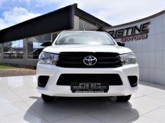 2016 Toyota Hilux 2.4 GD Single Cab Bakkie Gauteng De Deur_3