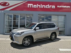 2017 Lexus LX 4.5TD V8 North West Province