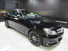 2012 Mercedes-Benz C-Class C250 Be Coupe At  Gauteng Boksburg_1