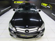 2012 Mercedes-Benz C-Class C250 Be Coupe At  Gauteng Boksburg_2