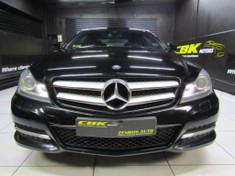 2012 Mercedes-Benz C-Class C250 Be Coupe At  Gauteng Boksburg_3