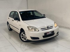 2005 Toyota RunX 140i Rt  Gauteng