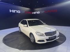 2012 Mercedes-Benz C-Class C200 Be Classic A/t  Gauteng
