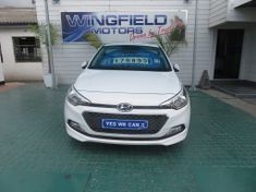 2017 Hyundai i20 1.4 Fluid Western Cape Cape Town_0