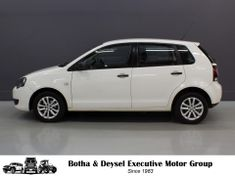 2013 Volkswagen Polo Vivo 1.6 Trendline 5Dr Gauteng Vereeniging_1