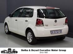 2013 Volkswagen Polo Vivo 1.6 Trendline 5Dr Gauteng Vereeniging_2