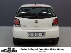 2013 Volkswagen Polo Vivo 1.6 Trendline 5Dr Gauteng Vereeniging_4