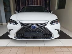 2021 Lexus ES ES 300H SE  Gauteng Midrand_1