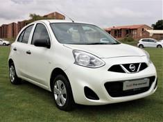 2018 Nissan Micra 1.2 Active Visia Gauteng