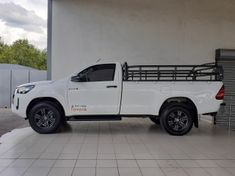 2020 Toyota Hilux 2.4 GD-6 RB Raider Single Cab Bakkie Mpumalanga Secunda_2