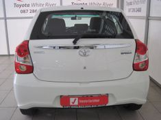 2018 Toyota Etios 1.5 Xs 5dr  Mpumalanga White River_2