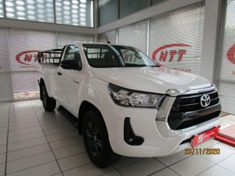 2021 Toyota Hilux 2.4 GD-6 RB Raider Single Cab Bakkie Mpumalanga