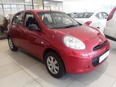 2012 Nissan Micra 1.2 Visia Insync 5dr d86v  Free State Bloemfontein_0